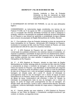 DECRETO Nº 1752