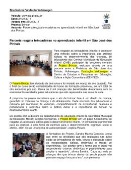 São José dos Pinhais.gov.br