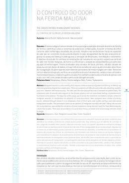 Artigo em PDF - Journal of Tissue Regeneration & Healing
