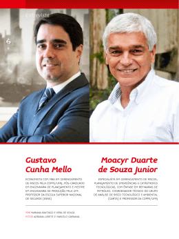 Moacyr Duarte de Souza Junior Gustavo Cunha Mello