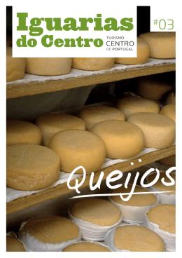 Iguarias do Centro - Guia dos Queijos ~