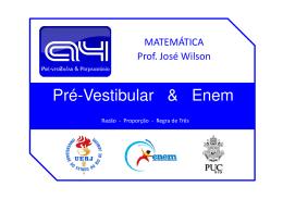 (Microsoft PowerPoint - Pre-Vestibular e Enem 2013