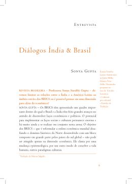 Entrevista - Academia Brasileira de Letras
