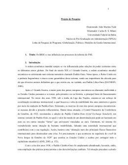 João Martins Tude Orientador