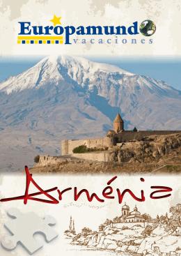 A Arménia é um país cujas suas raízes estão numa