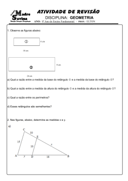 Matemática – 9º ano AxB