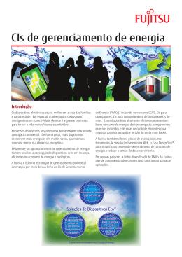CIs de gerenciamento de energia