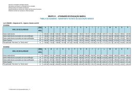 tabela de subsídio - assistente técnico de educação básica