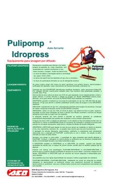 Pulipomp Idropress