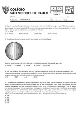 Lista11 - Esferas