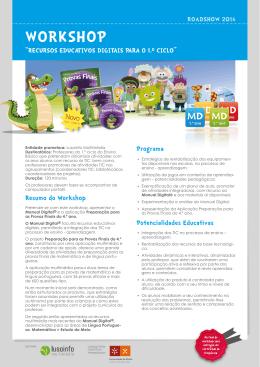 programa do Workshop