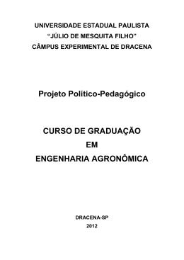 universidade estadual paulista - Câmpus de Dracena