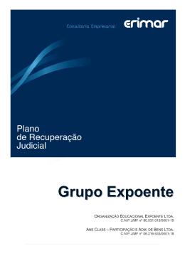 Grupo Expoente - Recuperação Judicial e Falências Advogados