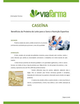 CASEÍNA - Via Farma