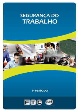 TRABALHO - FTC EAD