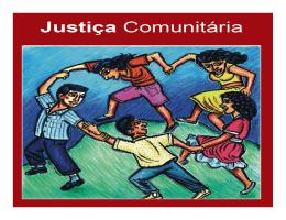 Programa Justiça Comunitária