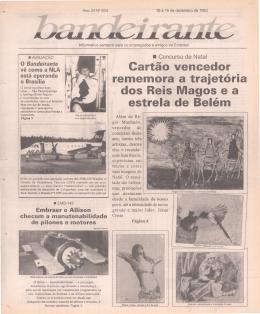 604 - Revista Bandeirante