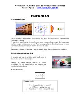 Energias - Comunidades.net