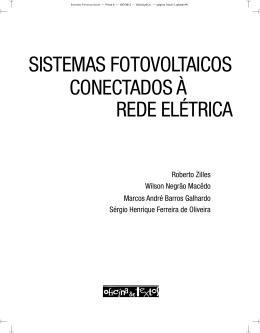 conectados à sistemas fotovoltaicos rede elétrica