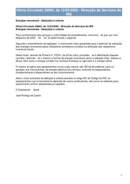 Ofício-Circulado 20064, de 12/03/2002