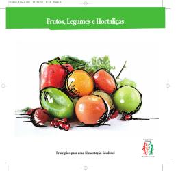 Frutos, Legumes e Hortaliças - Direcção
