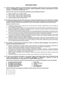 05B - Educação Física - NC