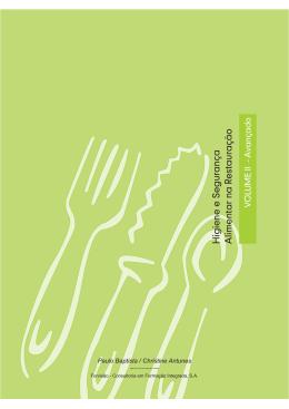 Higiene e Segurança Alimentar na Restauração – Volume II