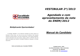 manual do candidato tecsoma