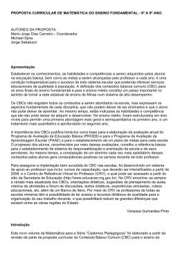Ensino Fundamental - Professores da UFF