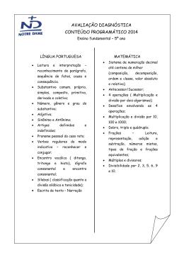 Proposta de ensino da educação física para o ensino médio 2