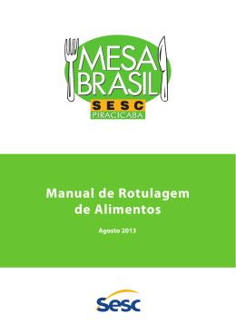 Baixar - Mesa Brasil