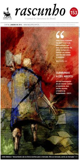 Edição 153 - Jornal Rascunho
