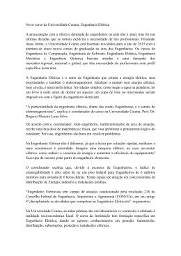 Engenharia Elétrica - Universidade Ceuma