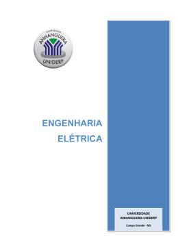 Projeto Pedagógico do Curso de Engenharia Elétrica (Bacharelado)