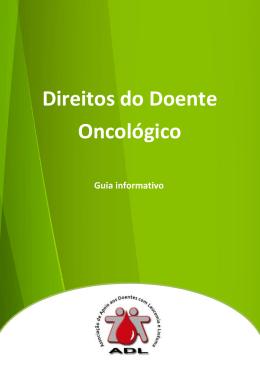 Direitos do Doente Oncológico