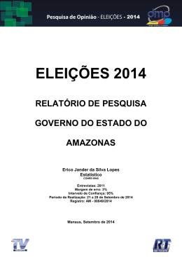 ELEIÇÕES 2014 - Portal do Marcos Santos