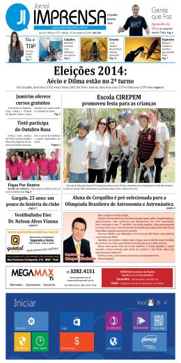 Eleições 2014: - jornalimprensa.com.br