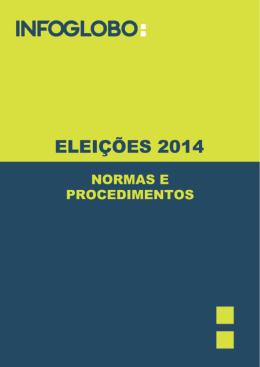 1. da propaganda eleitoral