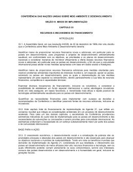 Capítulo 33 Arquivo - Ministério do Meio Ambiente