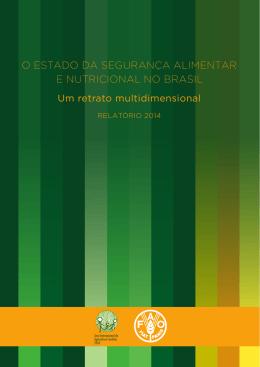 SOFI Brasil 2014 - Organização das Nações Unidas para