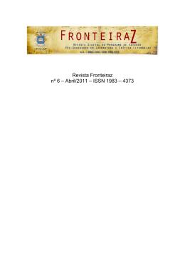Clique aqui para imprimir toda revista em pdf - PUC-SP