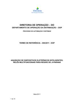 anexo iii – especificação para multimedidores digitais