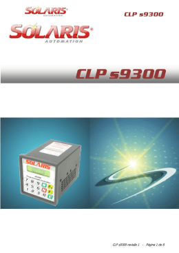 CLP s9300 - Solaris Automation