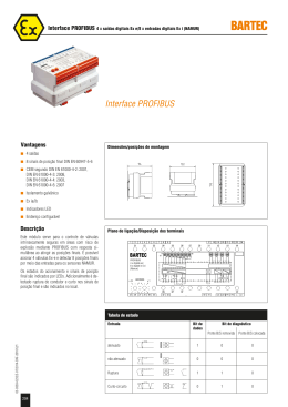 Interface PROFIBUS