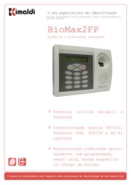 BioMax2FP