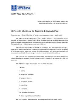 Lei nº 4.632 – 2014