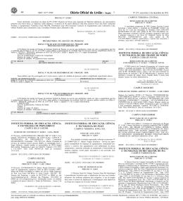Prorrogação Edital 191/2013