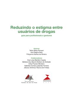 Reduzindo o estigma entre usuários de drogas
