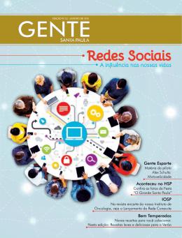 Redes Sociais - Hospital Santa Paula