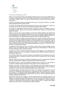 Eurico José Marques dos Reis - Conselho Nacional de Procriação